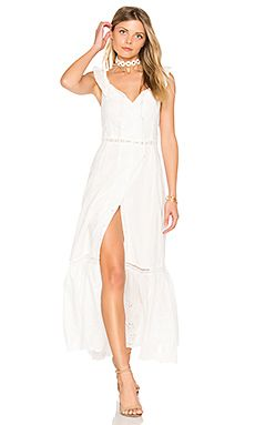 Shop for Somedays Lovin Sky Might Fall Midi Dress in Off White at REVOLVE. Free 2-3 day shipping and returns, 30 day price match guarantee.
