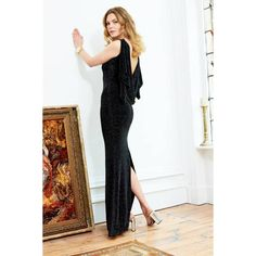 Black Independent Designers African American Clothing, American Apparel, Floor Length Gown, Cowl, Fashion Beauty, Hair Beauty, Formal Dresses, Designers, Clothes