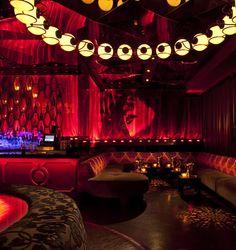Hospitality Design Magazine 2010 Awards: Nightclub, Bar, or Lounge Winner : Vanity; Hard Rock Hotel and Casino, Las Vegas; Important Design, Lounge Bar, Lounge Club, Lounge Design, Restaurant Design, Restaurant Bar, Nightclub Bar, Bar Deco, Nightclub Design, Home Decor Ideas