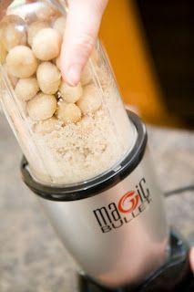 Magic Bullet vs Ordinary Blender: How to Make Nut Butter