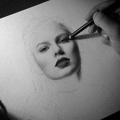 aleexart @taylorswift in progress Hope you like it! Tag her below and feel free to share #art #artist #artwork #design #illustration #portrait #taylorswift #snake #love #paper #pencil #followme #follow #photooftheday via http://instagram.com/zbynekkysela