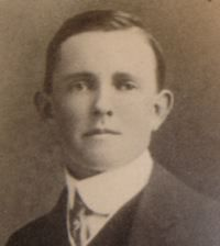 Daniel Buckley Jr. was one of the third class passengers locked below deck when Titanic was flooding. Another passenger broke the lock on the gate, and Buckley was able to sneak onto Lifeboat 15.