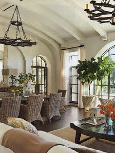 MannerOfStyle: Susan Lapelle Brings Old World Charm to Sea Island