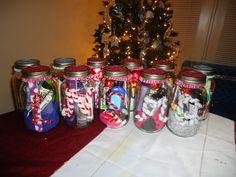 DIY Gift in a Jar #pamper #refreshment #collegesurvival