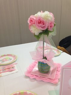 pinterest decorating baby shower ideas | Baby shower decorations