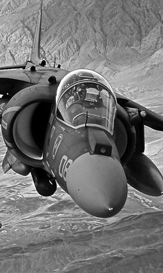 McDonnell Douglas (now Boeing) AV-8B Harrier II