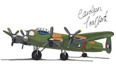 Purely because we share a name, I have always wanted to see a Lancaster bomber... highheelsbrownhair.blogspot.com