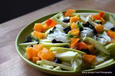 Dieta cu care Mihaela Borcea a scapat rapid de 10 kg. Best Salad Recipes, Healthy Recipes, Healthy Food, Fruit Salad, Cobb Salad, Cold Vegetable Salads, Tasty, Yummy Food, Broccoli