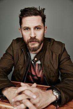 Hot Men, Sexy Men, Tom Hardy Beard, Gorgeous Men, Beautiful People, Dead Gorgeous, Toronto Film Festival, Z Cam, Celebrity Dads