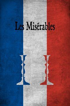 Les Miserables (2012) ~ Minimal Movie Poster by wa1022 #amusementphile