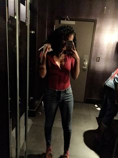 #forever21 #bodysuit #oldnavy #jeans #jessicasimpson #heels
