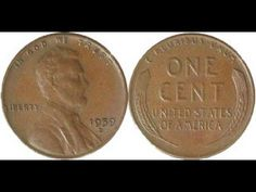 Always be sure to check your pocket change and collectors coins carefully. There are some extremely valuable coins floating around out there! Rare Coins Worth Money, Valuable Coins, Valuable Pennies, Rare Pennies, Rare Coin Values, Silver Dollar Value, Penny Values, Saving Coins, Coin Worth