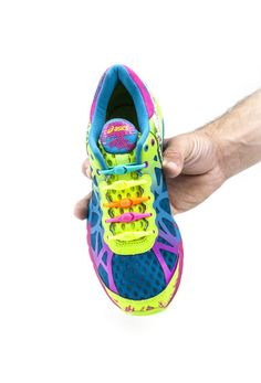 """HICKIES, a shoelace replacement  designed for an active lifestyle."" Better than elastic shoelaces?"