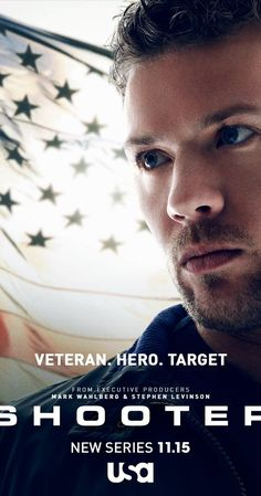 Created by John Hlavin.  With Ryan Phillippe, Shantel VanSanten, Cynthia Addai-Robinson, Omar Epps. A conspiracy thriller that follows the journey of Bob Lee Swagger, a highly-decorated veteran who is coaxed back into action to prevent a plot to kill the President.