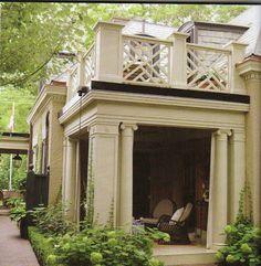London Calling: Elegant Outdoor Living