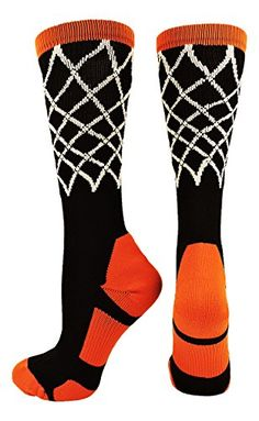 High-performance crew length basketball socks with a net around the shin & calf. These stylish basketball socks are made with love in the USA and are built to last! Best Gifts For Boys, Christmas Gifts For Boys, Basketball Tricks, Basketball Players, Basketball Gifts, Basketball Decorations, Basketball Shoes, Mens Novelty Socks, Sock Shoes