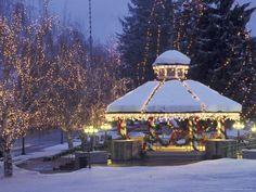 More Leavenworth, WA at Christmas time
