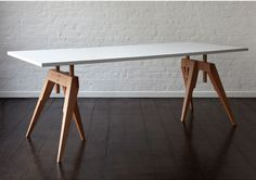 http://www.aplusrstore.com/product/663/compass-trestle-table-legs