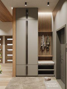 Home Room Design, Home Interior Design, Living Room Designs, House Design, Home Entrance Decor, House Entrance, Entryway Decor, Wardrobe Door Designs, Wardrobe Design Bedroom