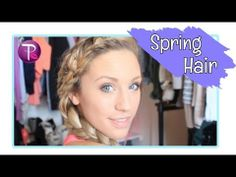 3 Easy Spring Hairstyles