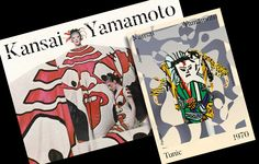 About the project  Kansai Yamamoto, Japanese fashion designer, leader and pioneer of contemporary Japanese fashion, especially during the '70s and' 80s. http://connect.etapes.com/en/kansai-yamamoto-editorial