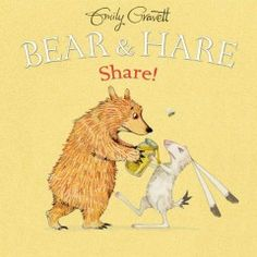 Friends Bear & Hare learn that sharing is better than being selfish.