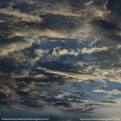 Amazing morning sky #startthedaywithsomethingbeautiful