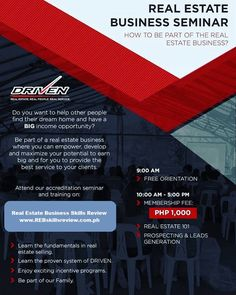 Property For Sale Us Real Estate, Real Estate Business, Helping Other People, Helping Others, Cebu, Tool Design, Don't Worry, Ph, Training