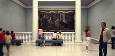 Alte Nationalgalerie etc ... Kunst des 19 Jhdt - Antike - Je Museum 12/6€ - für alle auf der Insel 18/9€