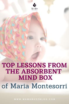 """In this Chapter, we'll tackle about """"A New Orientation"""" from the Absorbent Mind book. Dr.Maria Montessori wants to emphasize the impact of what we call """"The Motherly Instincts"""" to her child. I've listed few lines that struck me most. Click to read for more! Montessori Toddler, Maria Montessori, Creative Activities, Fun Activities, Baby Kiss, Baby Checklist, First Time Moms, Program Design, Mom And Baby"""