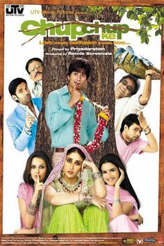 Chup Chup Ke (2006) Full Movie Watch Online Free HD - MoviezCinema.Com
