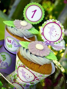 Pixie Fairy Cupcakes