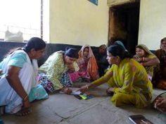 Real Medicine Foundation's community mapping experience in India. (blog)