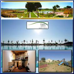 Poggio all'Agnello Resort*** a Piombino (Li), immerso nella Maremma, sul golfo di Baratti, un paradiso naturale per famiglie