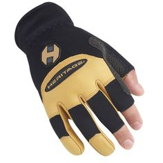 HERITAGE FARRIER WORK GLOVE #gloves #riding www.westernrawhide.com Work Gloves, How To Wear