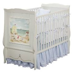 By The Seashore Crib and Luxury Baby Cribs in Baby Furniture