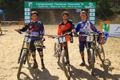 Vasco Bica venceu o Campeonato Nacional DHI 2015