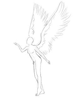 winged poses Creating An Angel Vector Illustration Anime Style In Adobe Photo … – Nilay Toprak – The post winged poses Creating an Angel Vector Icon appeared first on Woman Casual - Drawing Ideas Manga Drawing Tutorials, Drawing Techniques, Art Tutorials, Drawing Sketches, Cool Drawings, Drawing Tips, Drawing Ideas, Pencil Drawings, Body Drawing Tutorial