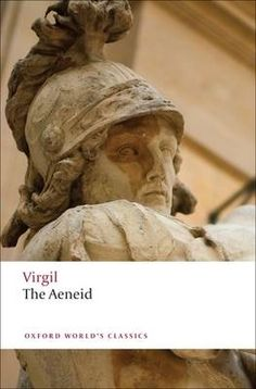The Aeneid by Virgil.  The supreme Roman epic and the greatest poem in Latin, the Aeneid has inspired many of the great European poets including Dante and Milton. The Trojan hero Aeneas, after surviving the sack of Troy, makes his way to the West, urged on by benevolent deities and following a destiny laid down by Jupiter, but harassed and impeded by the goddess Juno. He wins his way to Italy despite many trials, of which the greatest is the tragic outcome of his love affair with Dido, Queen ...