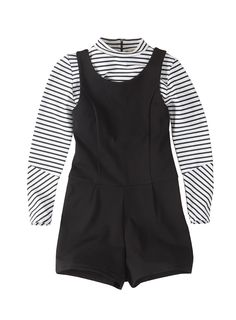 Black and stripes!