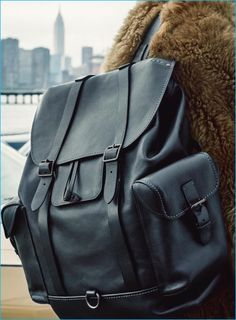 Coach 2016 Fall/Winter Men's Campaign