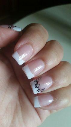 #Nails #French #NailArt