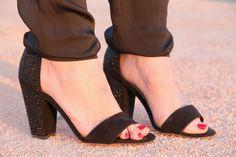 Sandalias muy comodas