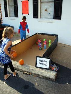 More kids Halloween games