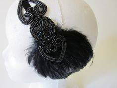 Great Gatsby-Inspired Embellished Headbands-1920s Headbands-Flapper Headbands- Art Deco Headbands on Etsy, $35.00