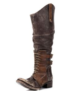 Freebird By Steven Boots Women's Saddle Boot - Brown Multi