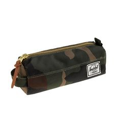 J.Crew - Herschel Supply Co.® camo pencil case