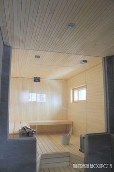 TillinTalo: Esittelyssä: Itse tehty sauna