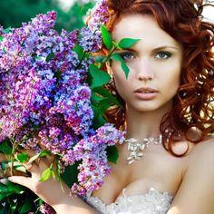 Lilac Wedding - Elegant Lilac Wedding Color Schemes | 1WeddingSource.com