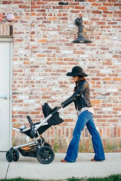 Introducing the Best Stroller on the Block.